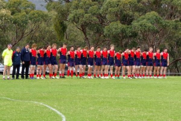 FHFC Anzac Weekend Match