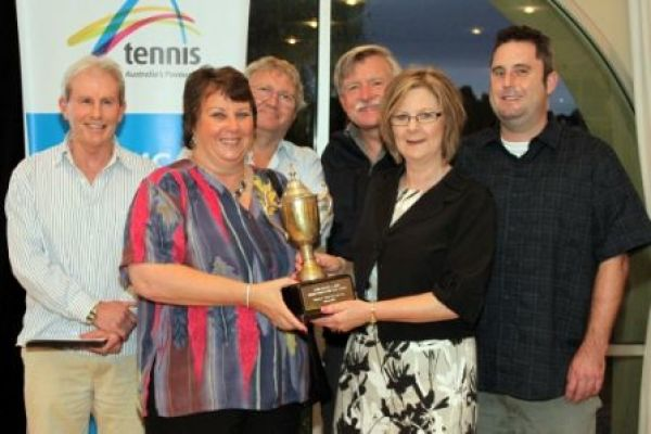 FHTC Tennis SA Metropolitan Club of Year 2011