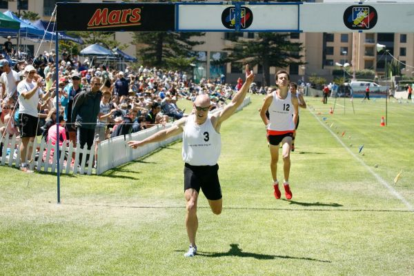 Flagstaff Gift - Ben Crawford wins 800 Bay Sheff 2008