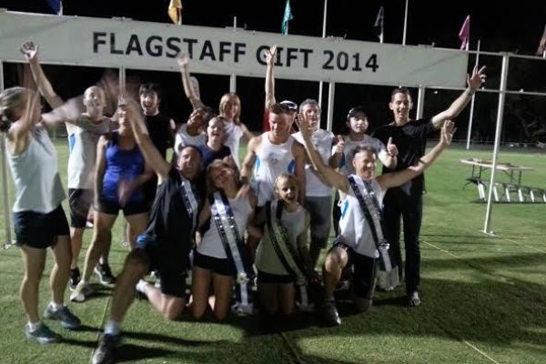 Flagstaff Gift - The Crew 2014